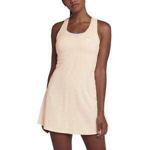 Nike-Women-s-Pure-Tennis-Dress-Medium-Guava-Ice-872819-Serena-Williams