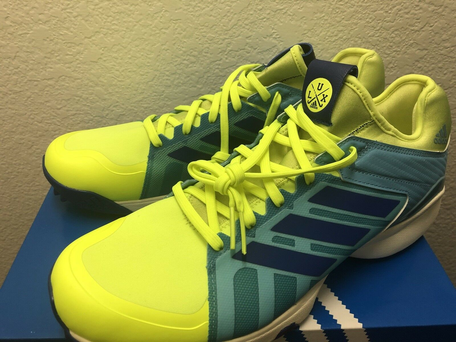 Adidas performance - männer lux feldhockey schuh - performance größe 11 aq6510 5d20f4