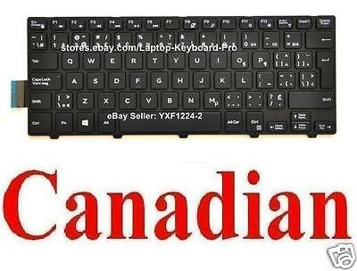 CA Canadian Keyboard for Dell Inspiron 14 3000 series 14-3451