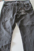 Women's Size 16a Black Jeans Embellished By Love Nation