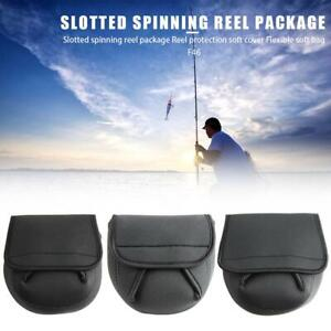 Black-Fishing-Bag-Spinning-Reel-Protective-Case-Baitcasting-Cover-Pouch-Holder