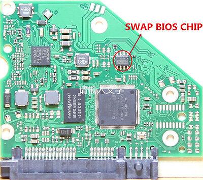 100749730 Rev Un Seagate Pcb Placa De Circuito Tarjeta Controladora De Lógica De Unidad De Disco Duro Ebay