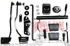 1969 1970 Nova 4 Speed Standard Shift Clutch Brake Pedals & Linkage SS396 427