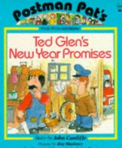 Ted Glen's New Year Promises (Postman Pat Tales f... by ...