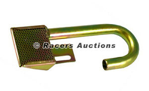 High-Volume-Oil-Pump-Pickup-Tube-Small-Block-Chevy-Circle-Track-Champ-Pans