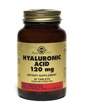 Solgar Hyaluronic Acid 120mg 30 Tablets