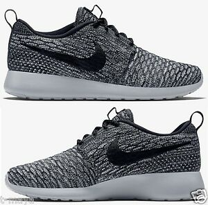 sneakers for cheap 7df20 e5c2f Image is loading NIKE-ROSHE-ONE-FLYKNIT-CASUAL-WOMEN-039-s-M-