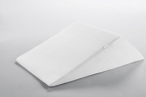 Farbe weiß DORMISETTE Protect /& Care Venenkissen 68x40x18 cm
