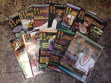 Renaissance Magazine YOUR CHOICE History Medieval Tudor Festival