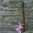Bassoon Abroad: Foreign Composers in Britain (2014)