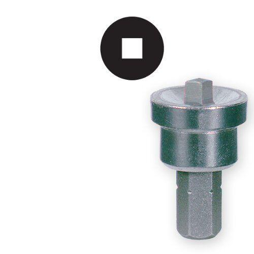 "Torque Resistant Ivy Classic 6/"" #2 Square Power Bit S-2 Tool Steel 60-64 HRC"