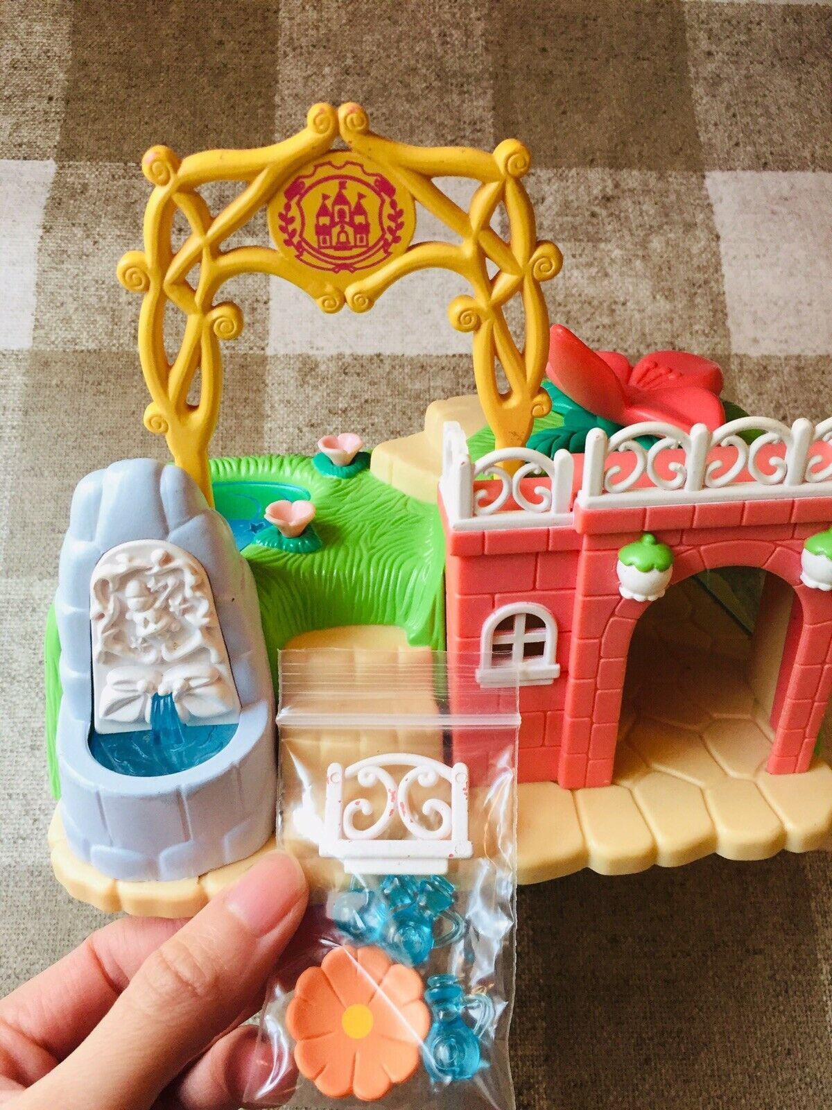 Sylvanian Families calico critters Fairyland Wish fountain Set epoch japan f s