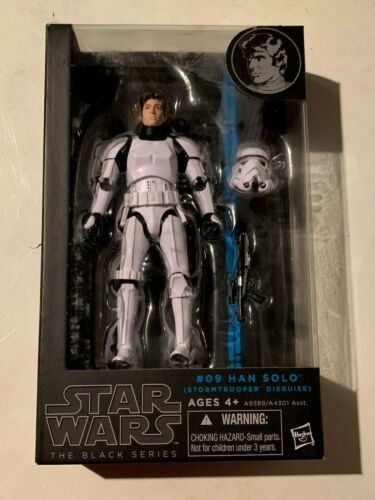 Stormtrooper Disguise STAR WARS The Black Series Han Solo