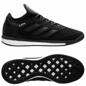 lowest price 354c6 21b13 Image is loading adidas-Copa-Tango-18-1-TR-Black-White-
