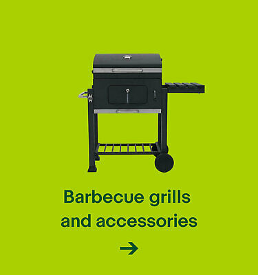 Barbecuegrills and accessories