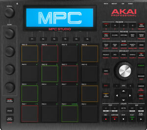Akai-MPC-Studio-Professional-Music-Production-MIDI-USB-Software-Controller-DJ
