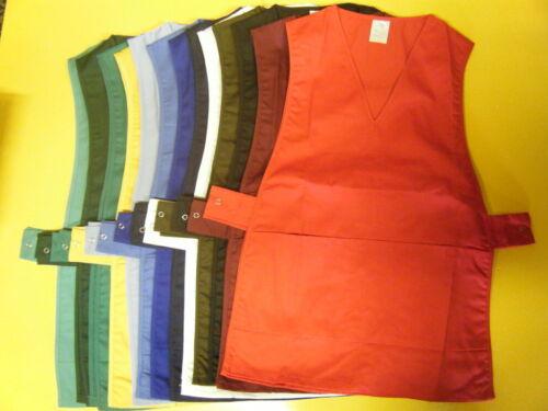 large front pocket VARIOUS COLOURS /& SIZES TABARD // TABBARD TA165
