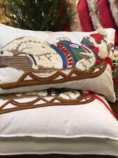 Loon Peak Jamila Mountain Bear Lumbar Pillow For Sale Online Ebay