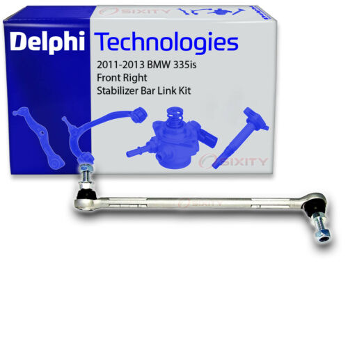 Delphi Front Right Stabilizer Bar Link for 2011-2013 BMW 335is ig