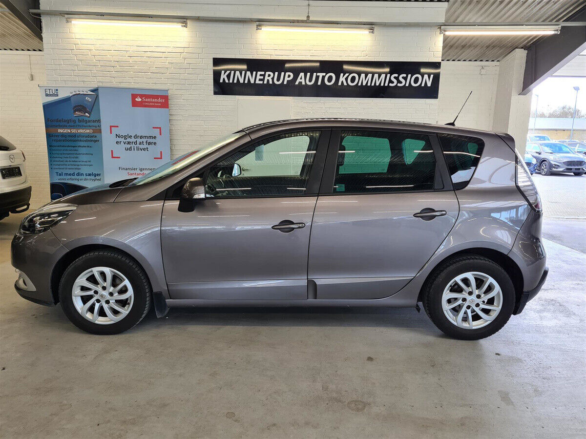 Renault Scenic III 1,5 dCi 110 Limited Edition 5d