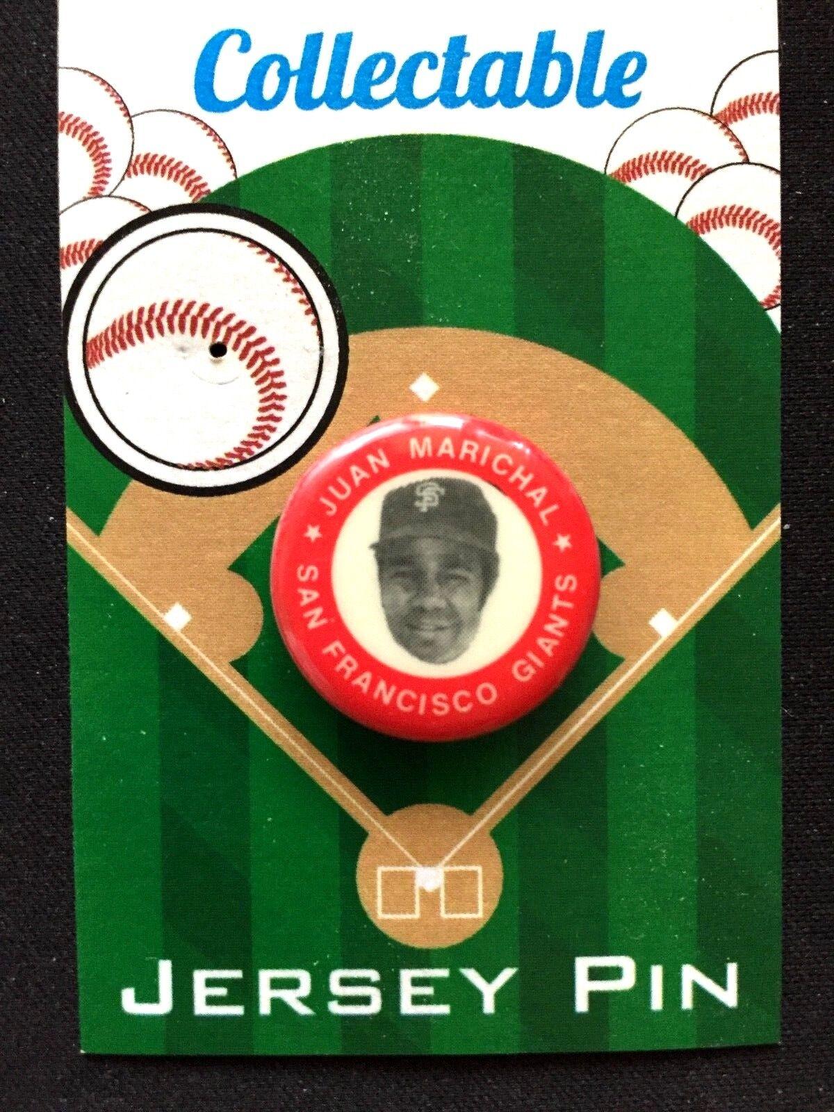 San Francisco Francisco Francisco Giants Juan Marichal Pin-Classic Collectable-Diamond Legende a0e09e