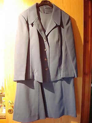 Abito Vintage E Giacca Suit-mostra Il Titolo Originale Acquista Sempre Bene