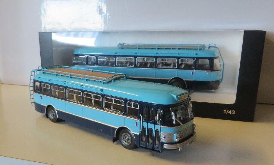 Norev autobús, autocar 1964 Saviem sc1 1 43