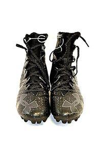 06ede8a15 Under Armour Limited Edition Mens Black UA Highlight MC LE Football ...