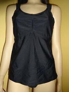 Tankini Bikini Badekleid Badeanzug bpc selection 7 Größen schwarz NEU!