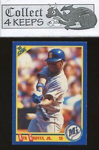 5b589e0d86 1990 Score #560 Ken Griffey Jr. (HoF Seattle Mariners) | eBay