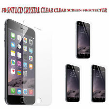 Premium Front LCD Crystal Clear Screen Protector Guard For Apple iPod Touch 4 UK