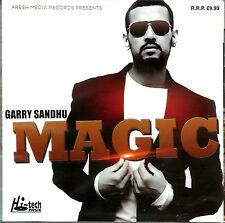 GARRY SANDHU MAGIC - NEW ORIGINAL BHANGRA MUSIC CD - FREE UK POST