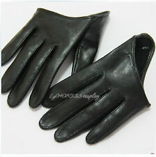 Halloween Inu x Boku SS New Soushi Miketsukami Cosplay Costume Half Gloves Set