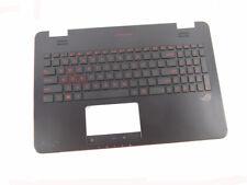 Nordic Keyboard Palmrest Top Case For ASUS G551JK G551JM G551JW G551JX Backlit
