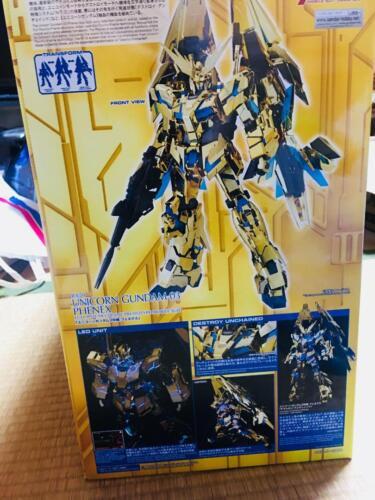 Bandai PG 1//60 RX-0 Unicorn Gundam 03 Phenex Plastic Model Kit from Japan