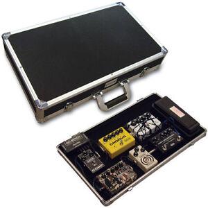 kinsman ultima abs pedal board case for guitar effects kupb5 best seller ebay. Black Bedroom Furniture Sets. Home Design Ideas
