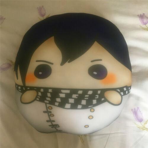 "Danganronpa V3 Stuffed Pillow Cushion Doll Ouma Kokichi Saihara Shuichi Soft 14"""