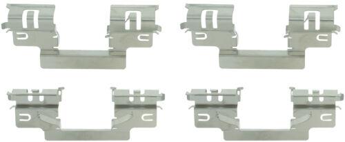 Disc Brake Hardware Kit Rear Centric 117.66028
