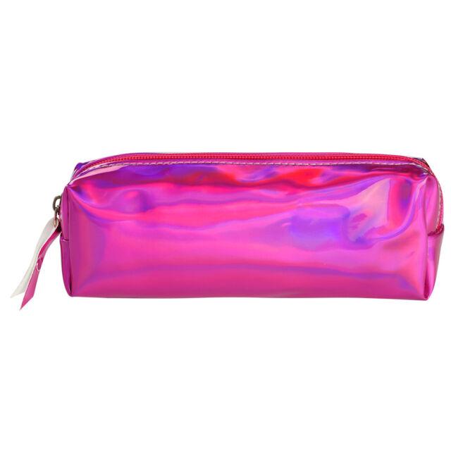 makeup tools kit women laser transparent pencil case large capacity ...