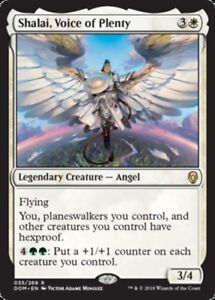 Shalai-Voice-of-Plenty-x1-Magic-the-Gathering-1x-Dominaria-mtg-card