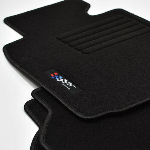 Velours Edition Fußmatten für BMW E39 Limousine Touring ab Bj.1995-2004
