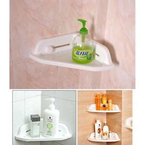 kraftvoll eckwanne ablagefach duschbad aufbewahrung k che saugnapf badezimmer ebay. Black Bedroom Furniture Sets. Home Design Ideas
