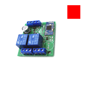 2bit Relay Module Bluetooth 4.0 BLE for Android Apple IOT Smart Home Switch