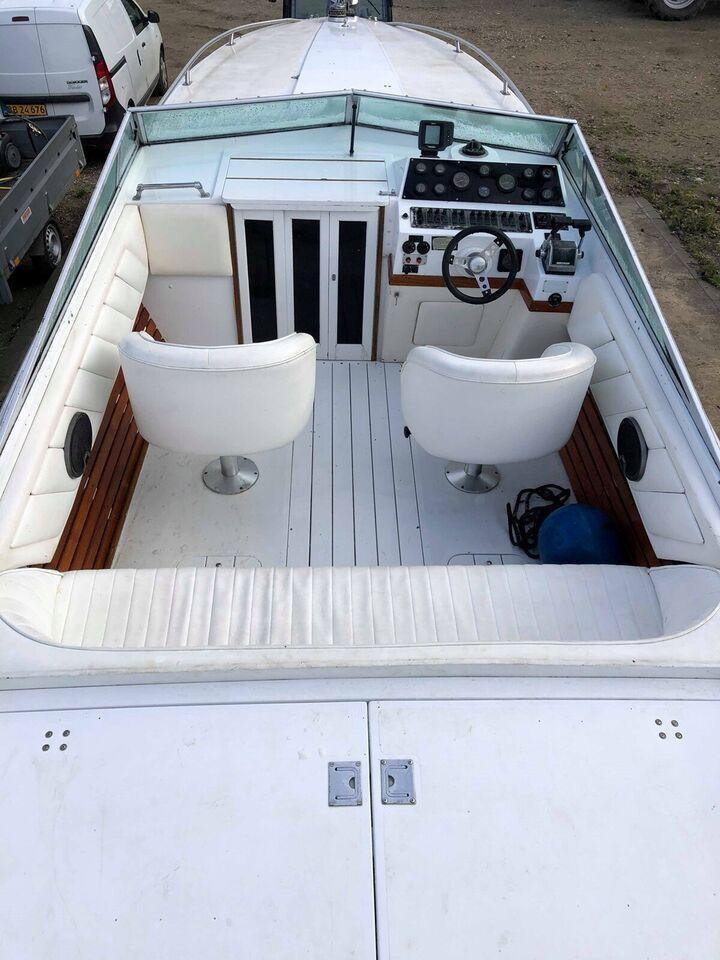 Wellcraft Nova 2, Motorbåd, fod 25