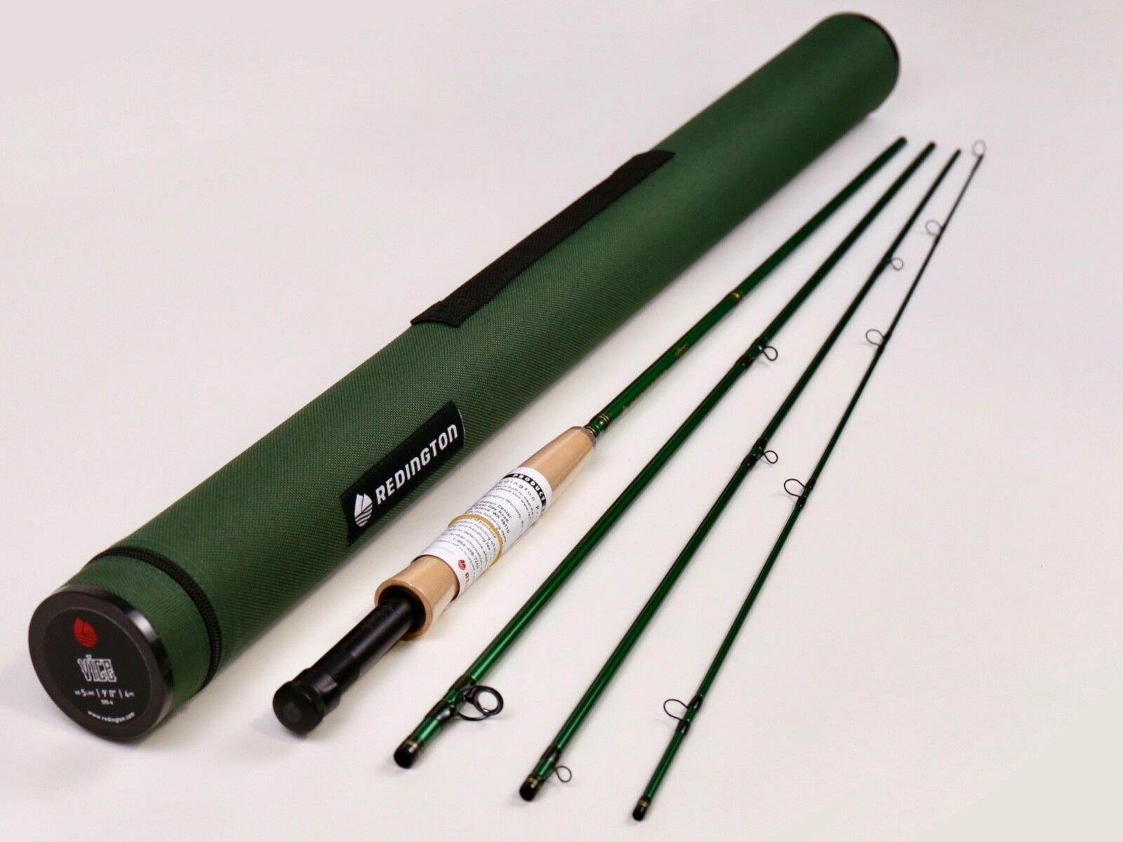 rougeington Vice Fly Rod 8' 6  5 WT Libre FAST SHIPPING 586-4