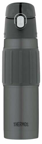 Thermos Vacuum Insulated 18-Ounce Stainless Steel Hydration Bottle 5 Colors
