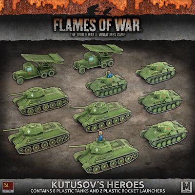 KUTUSOV/'S HEROES BNIB FOW SUAB10