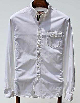 Brooks Brothers XL Gentleman's White Long-Sleeve Supima Cotton Shirt