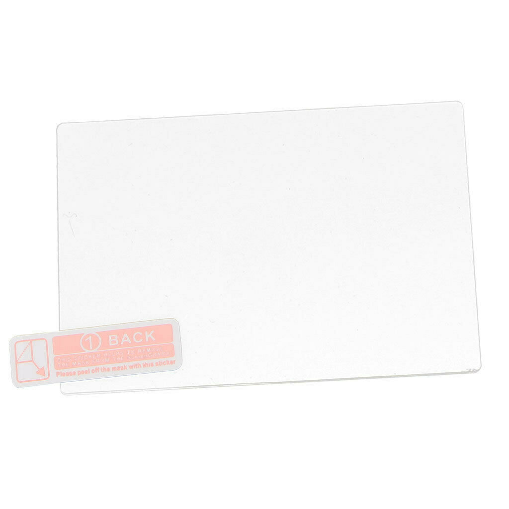 Camera LCD Screen Protector Shield Guard Protection for ZR3600 ZR3500