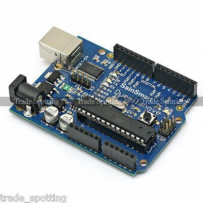 SainSmart Duemilanove Board 2009 ATMega328-PU For Arduino Robot